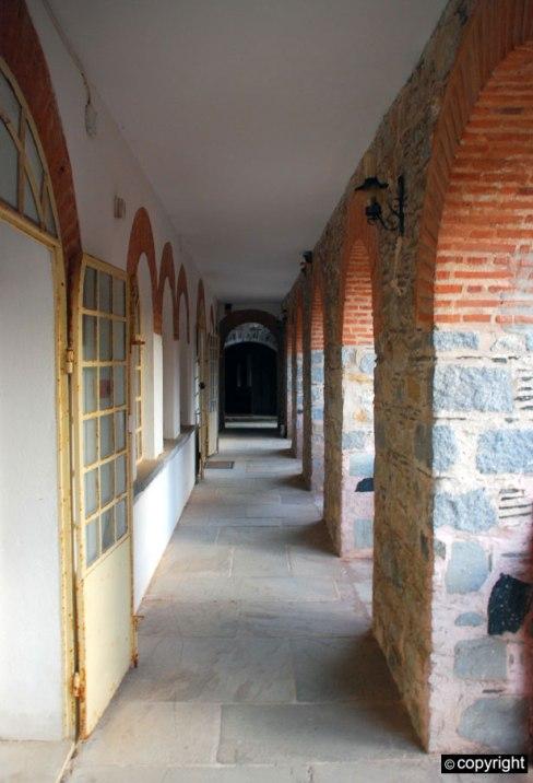 Улаз у Хиландарску библиотеку