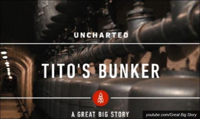 Јосип Броз Тито је за време Хладног рата имао тајни бункер