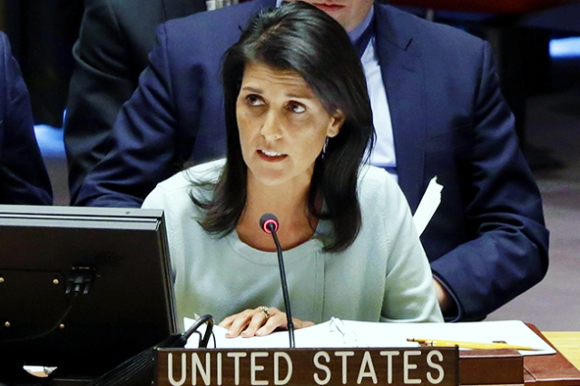 Ники Хејли, нови амбасадор САД у УН