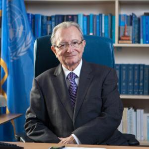 Президент МТБЮ судья Кармел Агиус