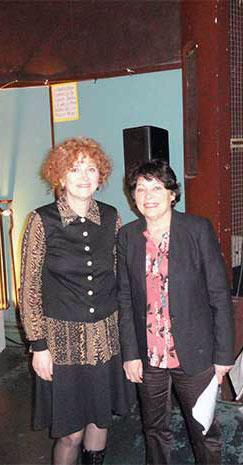Dr. Lidija Gajski & Michèle Rivasi