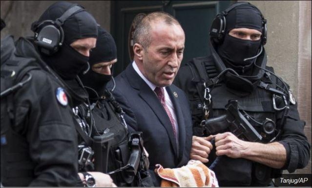 Злочинац Рамуш Харадинај очекује скоро пуштање из Француске