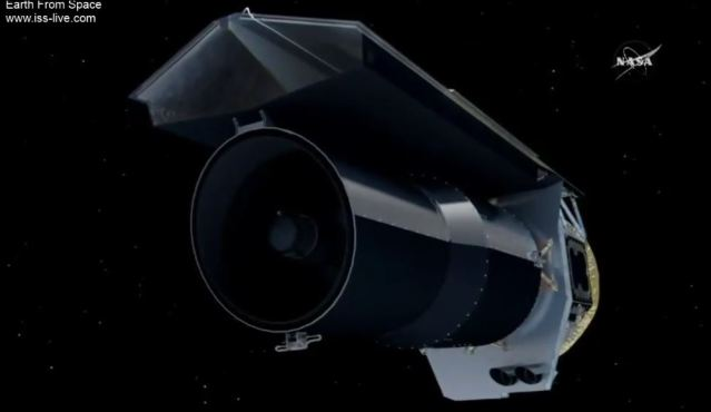 NASA's Spitzer Space Telescope