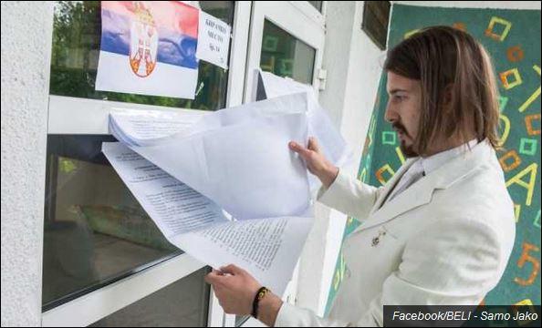 11 КАНДИДАТА ЗА ПРЕДСЕДНИКА СРБИЈЕ: ОДОБРЕНА листа Само јако – Бели Прелетачевић (Лука Максимовић)