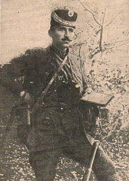 Вођа устанка, Коста Војиновић Косовац
