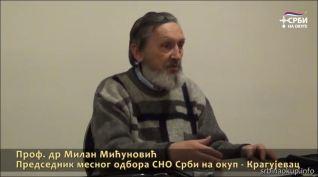 prof dr milan micunovic