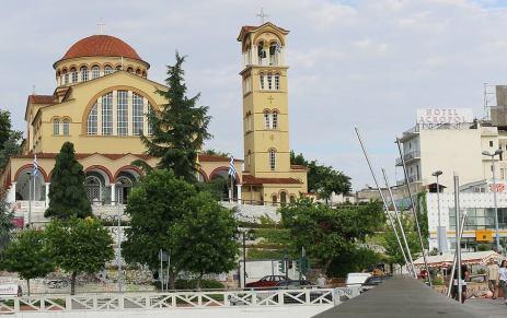 Саборни храм Светог Ахилија у Лариси, Тесалија, Грчка