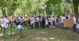 Kragujevac_200517_protest protiv Monsanta i GMO hrane_RAS foto Nebojsa Raus