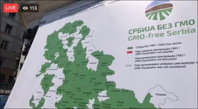 МАРШ ПРОТИВ МОНСАНТА И ГМО у СРБИЈИ и ШИРОМ СВЕТА (фото, видео)