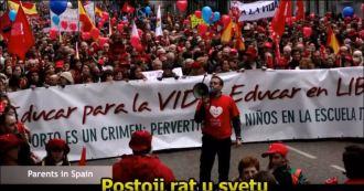 protest spanija