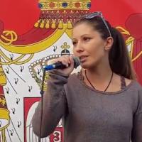 """Био је још један протест, повређена је новинарка, али није """"Пинкова"""" па се не прича и не пише о томе... (видео)"""