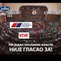 Посланици власти одбили резолуцију о геноциду над Србима, Јеврејима и Ромима током Другог светског рата!!! (видео)