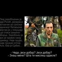 Песник Василије од Семберије: Српском мученику Радету Рогићу (видео)