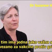 Нефролог др Suzanne Humphries о вакцинацији против грипа (видео)