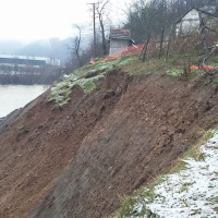 Због бране Вучићевог кума на Лиму у Прибоју прорадило клизиште, приватне куће у опасности