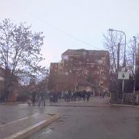 KM Новине откривају: Вучића у Косовској Митровици дочекале празне улице (видео)