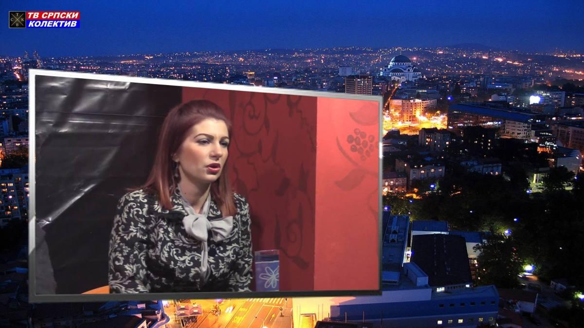Др Јована Стојковић: БУДИМО ОПРЕЗНИ и будимо спремни на отпор! На делу је издаја Србије!