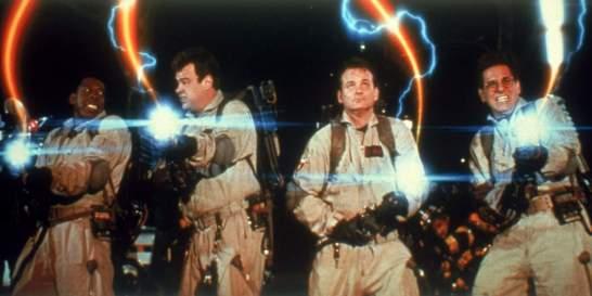 ernie-hudson-dan-aykroyd-bill-murray-harold-ramis-ghostbusters
