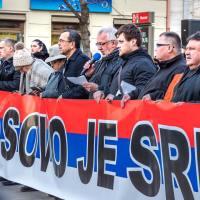"""""""KOSOVO JE SRBSKO!"""": Петиција и протест - Исправите срамоту, повуците """"признање Косова"""" (фото, видео)"""