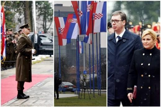 Народе србски, јуче се пред нашим очима одиграо нови геноцид над већ убијенима у Јасеновцу