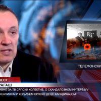 СРПСКИ КОЛЕКТИВ: Бранко Драгаш о Марићевом интервјуу са касапином Харадинајом!