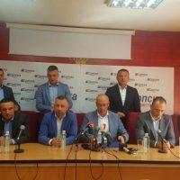Трагикомедија - тзв. Српска листа одржала ванредну конференцију за медије због опасне опозиције у Београду