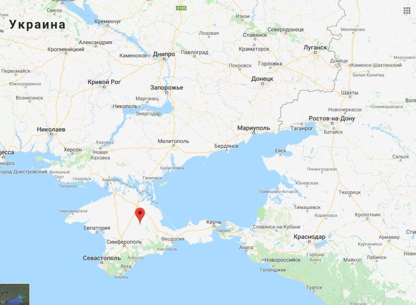 Mapa Krim Srbski Fbreporter