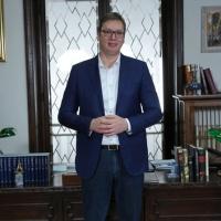 (Велеиздајник) Александар Вучић: За Србе са Косова тражим права а не територију