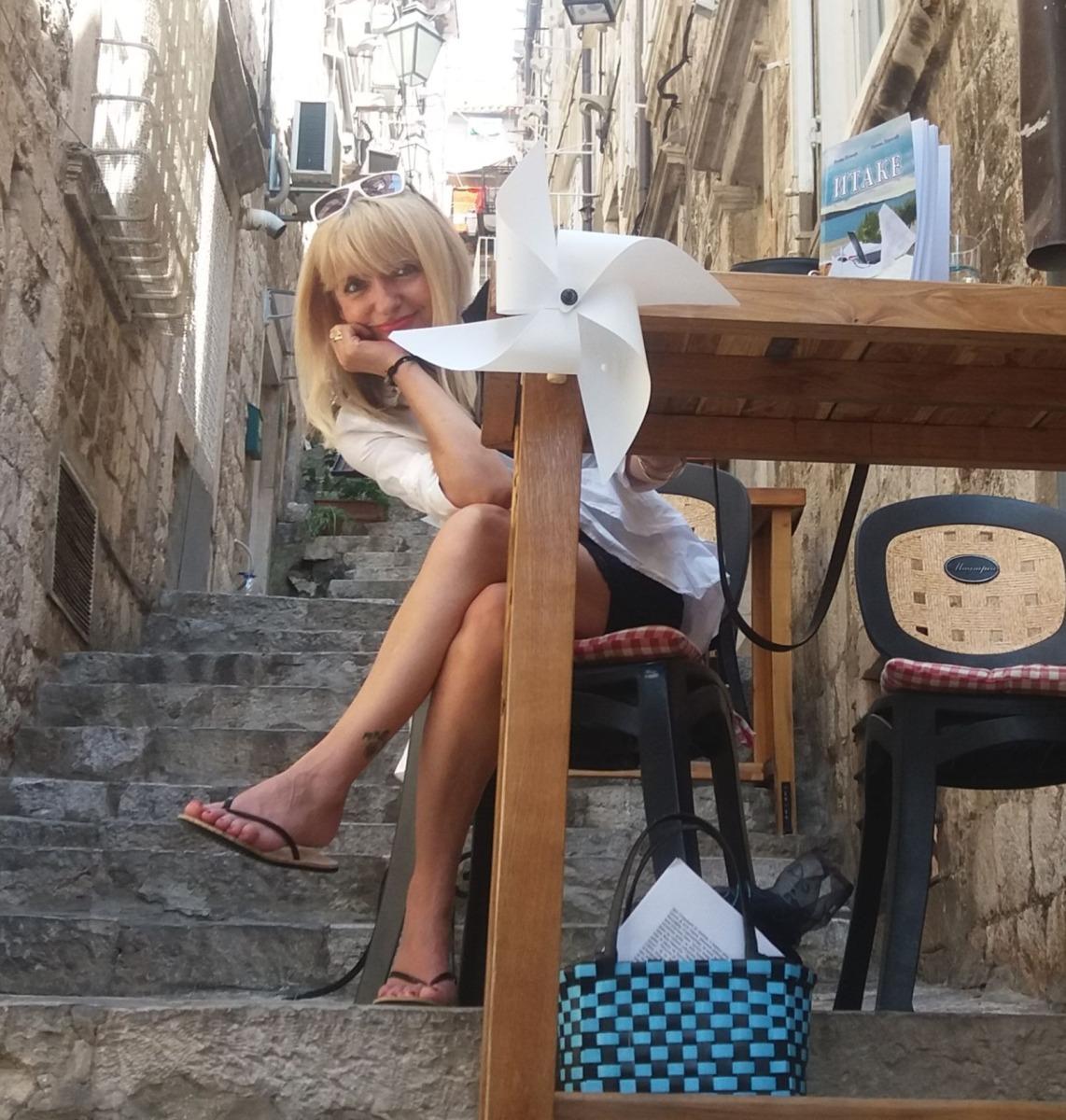 Биљана Ђоровић: САМО у Хрватској - интервју са Весном Пешић