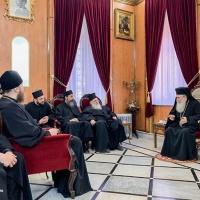 Јерусалимски патријарх против Вартоломеја и Порошенка - Теофил III стао на страну РПЦ