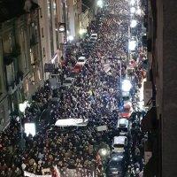Београд: Седми протест опозиције против насиља и актуелне власти; Никола Којо: Александре Вучићу, ово је крај