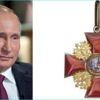 Давор Слободанов Вујачић: Чији су Орден и Путин?