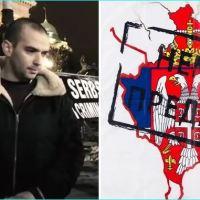 ОДМАХ ПОСЛЕ ПРОТЕСТА Ухапшен млади родољуб Дамњан Кнежевић!