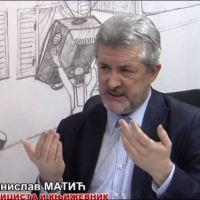 Бранислав Матић: Епохална одговорност Русије