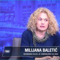 ИНТЕРВЈУ Балкан.инфо: Милијана Балетић - Не смемо дозволити да се Србија одрекне Косова и Метохије! (видео)