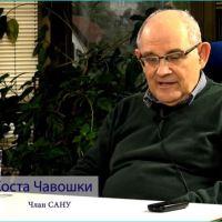 АКАДЕМИК ЧАВОШКИ: Страхујем да ће Вучић 29. априла потписати предају Kосова! (видео)