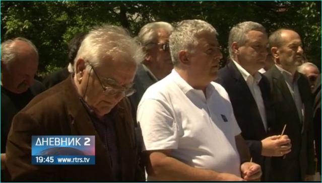 Молитвени скуп Србима Козаре и Поткозарја убијеним у логору НДХ-Земун (видео) 3