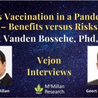 Водећи научник за вакцине и имунологију: ВИРУС ВАКЦИНАЦИЈОМ ПОСТАЈЕ СМРТОНОСНИЈИ – ОДМАХ ЗАУСТАВИТЕ МАСОВНЕ ВАКЦИНАЦИЈЕ У ВРЕМЕ ПАНДЕМИЈЕ