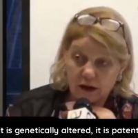"""Вакцинисани тј. """"ГМО човек"""" постаје власништво власника патента (вакцине)?"""